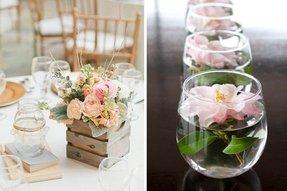 Small Rose Arrangements