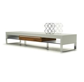 Stainless steel tv stand 2