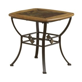Stone Top End Tables