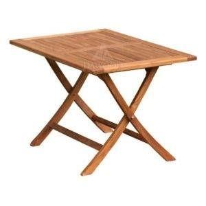 Merveilleux Teak Folding Tables 3