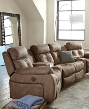 Theater Recliner Sofa