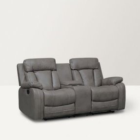 Theater Sectional Reclining Sofa 2