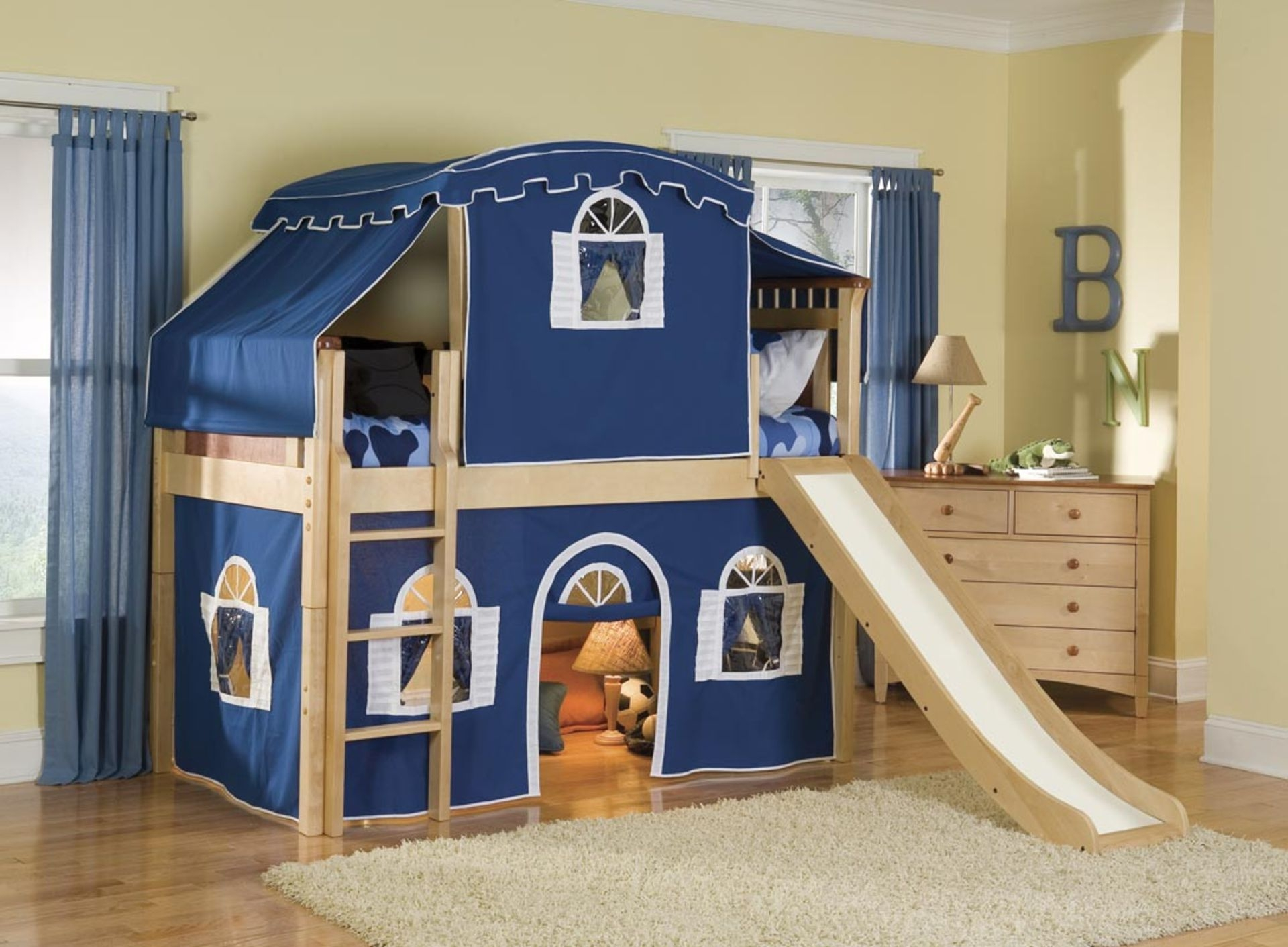 Cool Bunk Beds With Slides Cheaper Than Retail Price Buy Clothing Accessories And Lifestyle Products For Women Men
