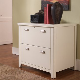 Tribeca Loft 2 Drawer Lateral File