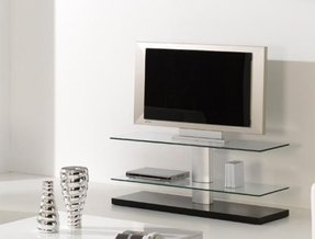 Tv stand steel
