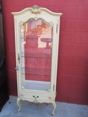 French Curio Cabinets Foter