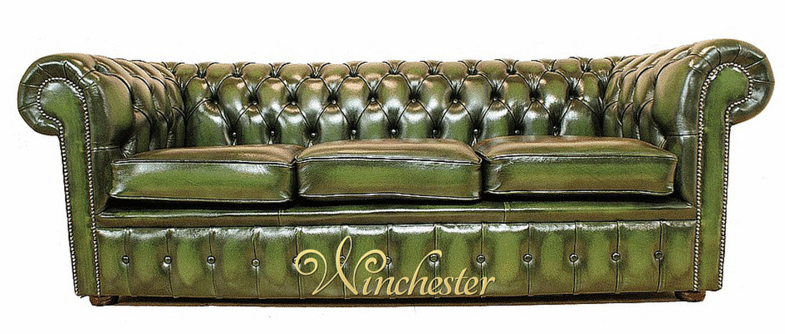 Vegan Leather Couch 2