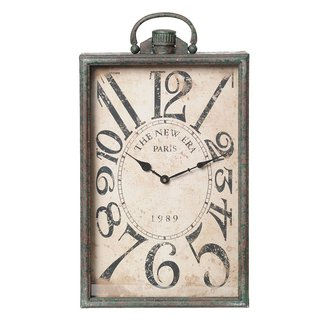 Rectangle Wall Clocks Ideas On Foter