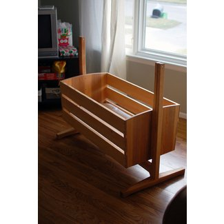 Wooden Bassinet Cradle Ideas On Foter