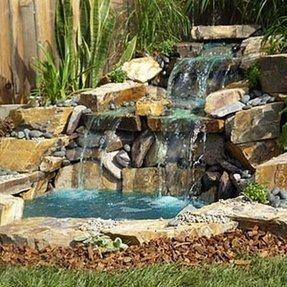 Backyard corner landscaping ideas