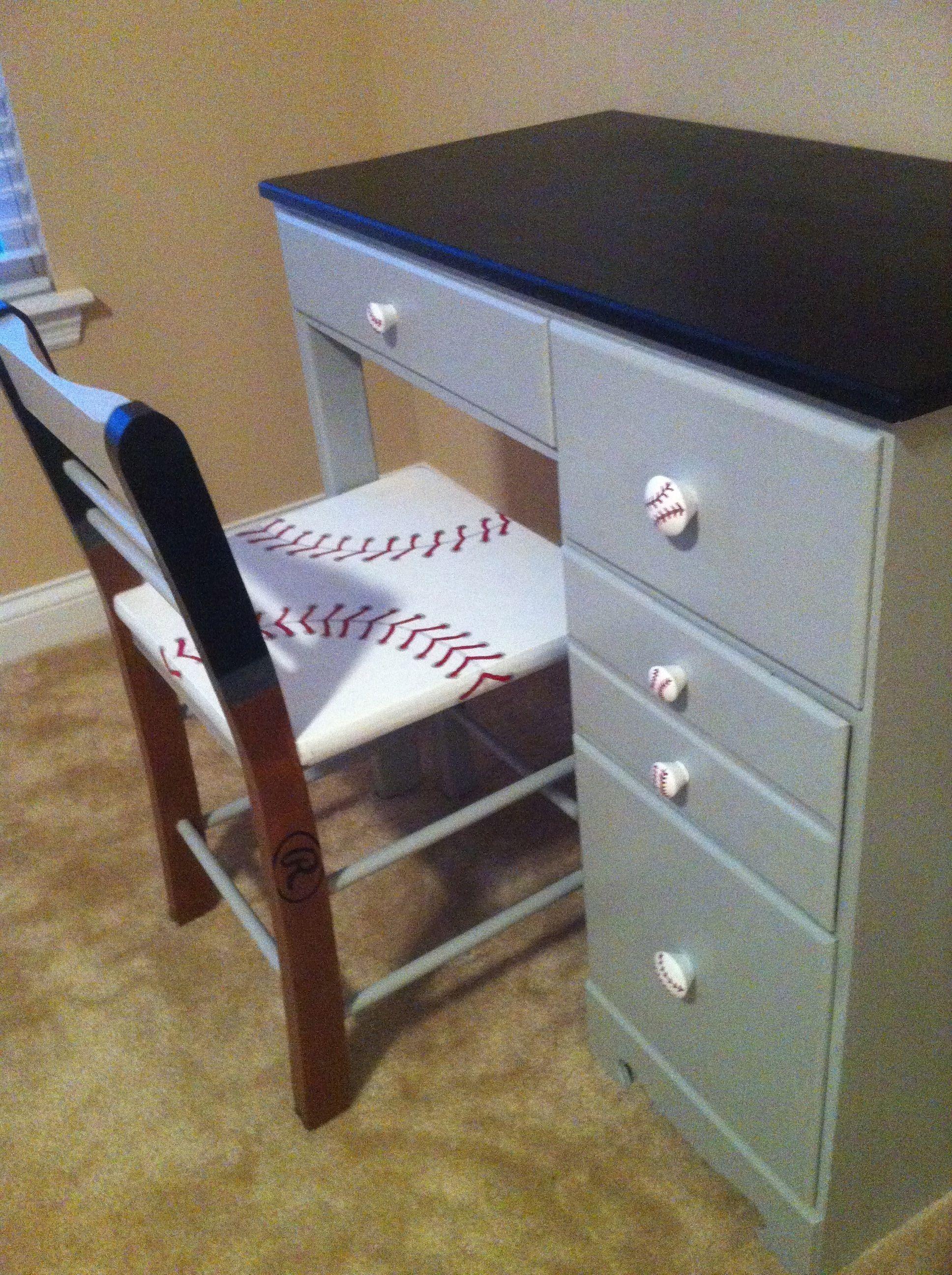 Baseball Desk Chair 2