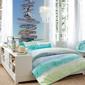 Beachy sheets
