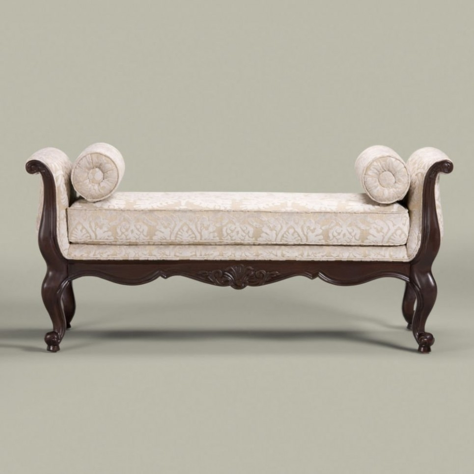 Merveilleux Belfiore Bench Traditional Bedroom Benches