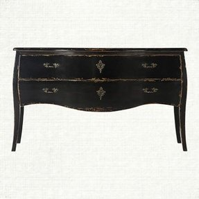 Black bombay chest 2