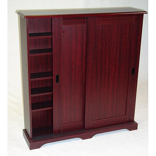 Gentil Board Game Storage Cabinet