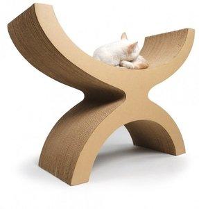 card board furniture. Cardboard Cat Furniture 16 Card Board L