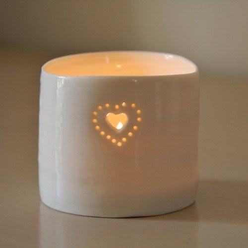 Ceramic Candlestick Holders 1