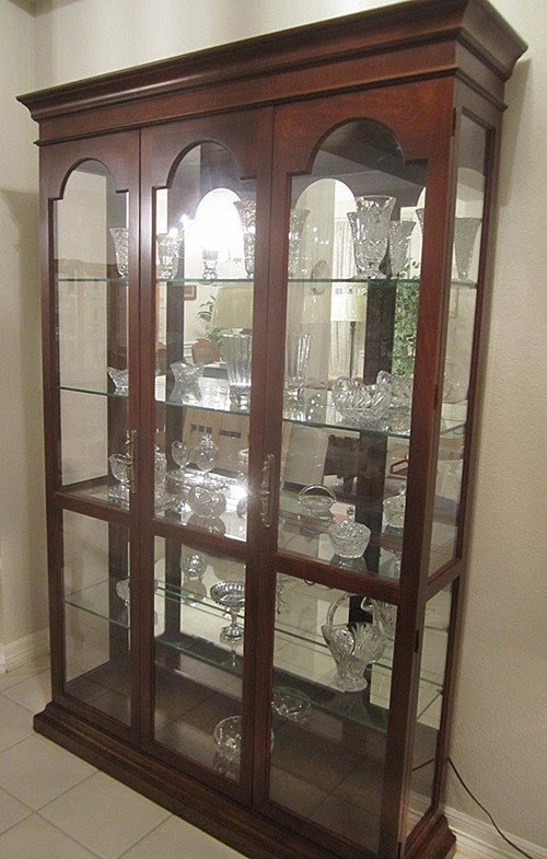 Superior Contemporary Curio Cabinets Sale