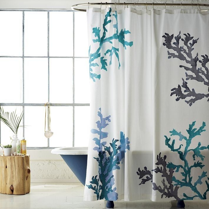 Coral Reef Shower Curtain 39