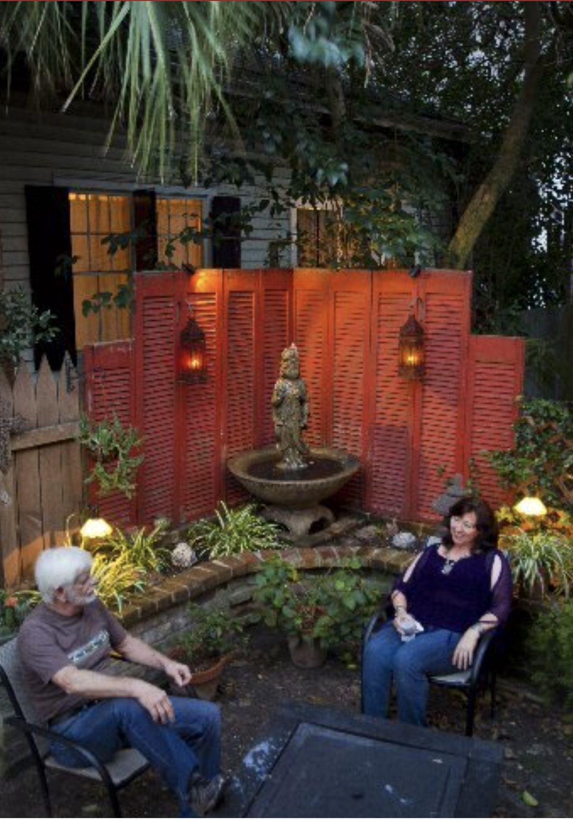 Corner Backyard Landscaping Ideas