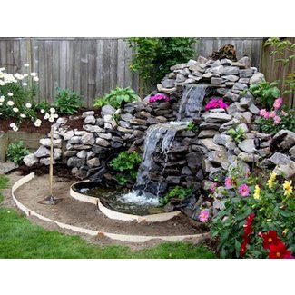 Outdoor Corner Fountains Foter