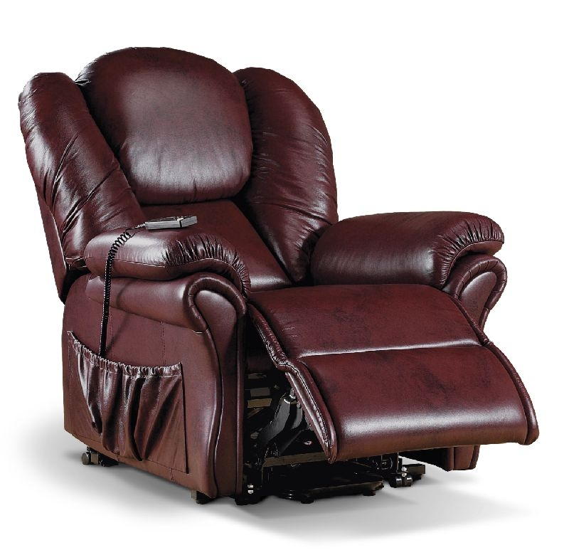 Superieur Extra Large Leather Recliners