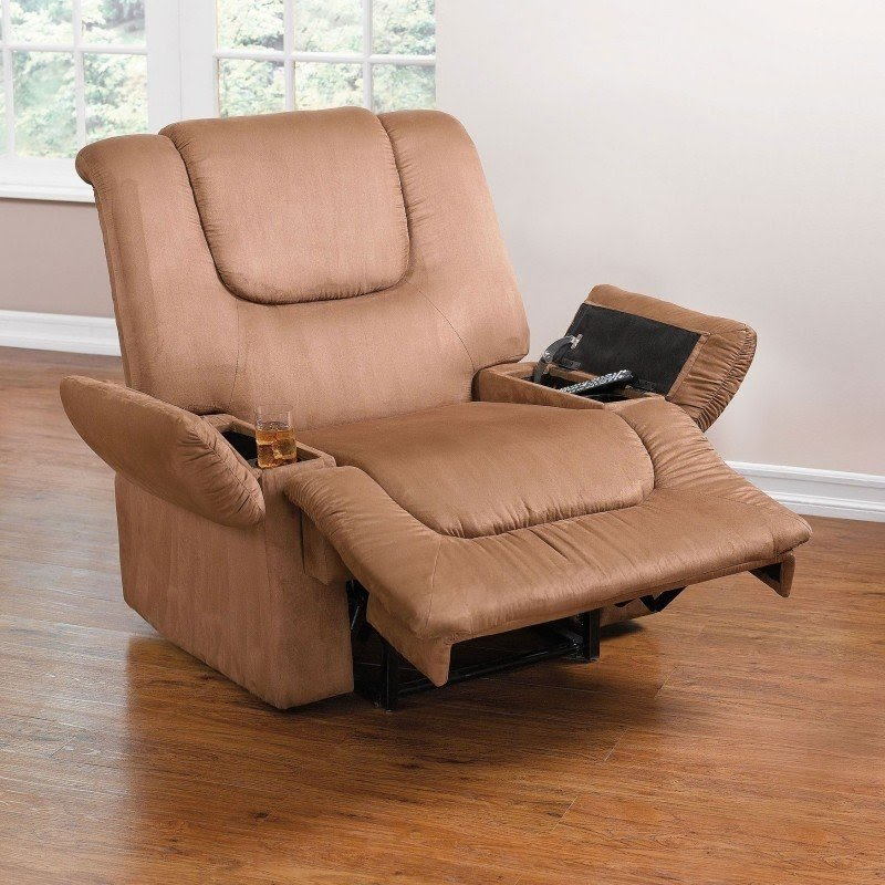 Nice Extra Wide Recliner Chair
