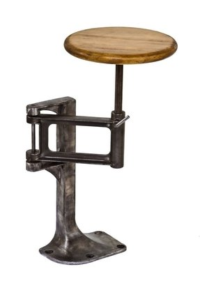 Floor mounted bar stools 8