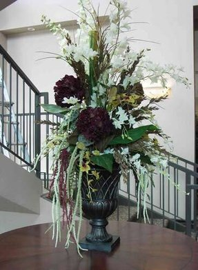 Large silk flower arrangements foter giant flower arrangements mightylinksfo