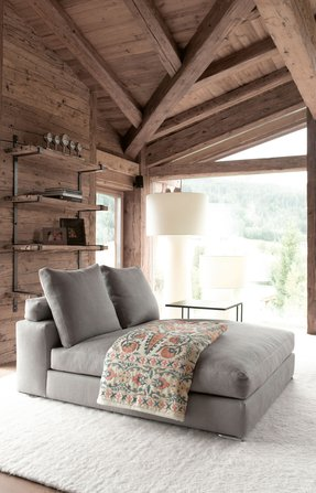 Grey Chaise Lounge Foter