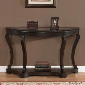 Half Round Sofa Table 7