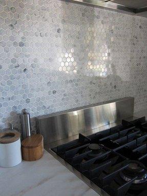 Hexagon Tile Backsplash Foter