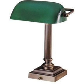 House of Troy Shelburne Collection Portable Desk Lamp