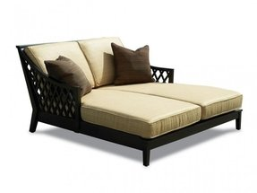 Indoor double chaise 5