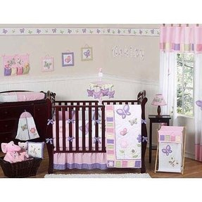 Jojo butterfly bedding 1