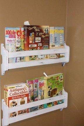 Kids Wall Bookshelves