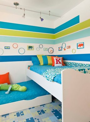 L shaped bunk beds for kids
