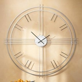 Large contemporary clocks