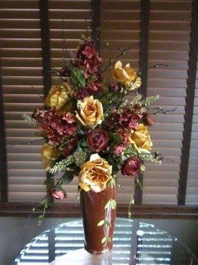Hydrangea Silk Flower Arrangements Foter