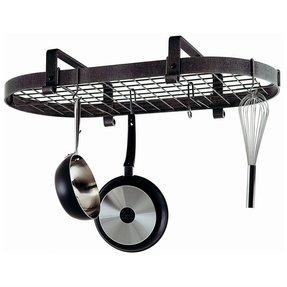 Low ceiling pot rack 15
