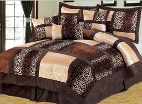 Luxury Animal Print Bedding Foter