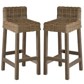 Super Rattan Counter Stool Ideas On Foter Pabps2019 Chair Design Images Pabps2019Com