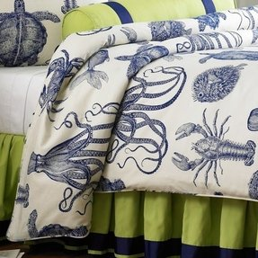 Ocean themed bed sheets 1