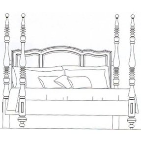 Paula deen savannah bed 21