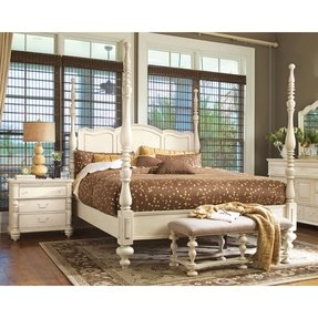 Paula deen savannah poster bed