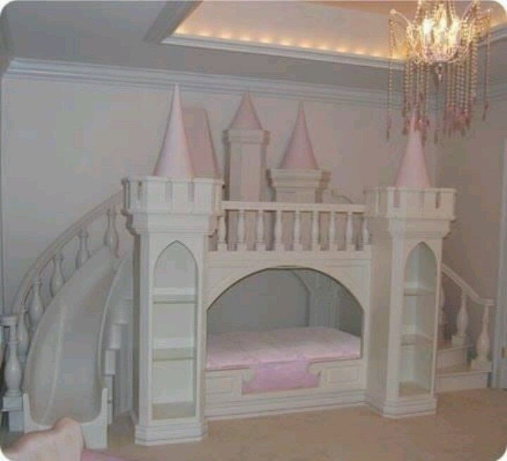 Princess Bunk Beds For Girls Ideas On Foter
