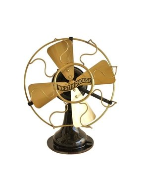 Retro electric fan 2