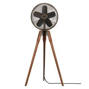 Retro oscillating fan 4