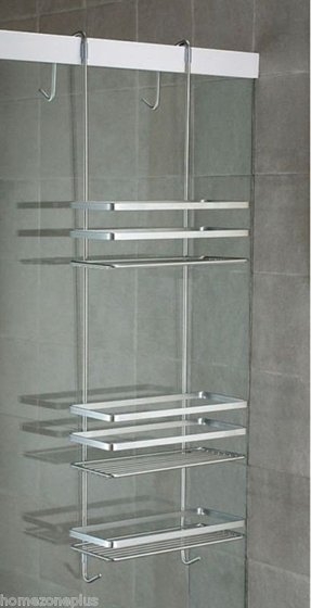 Wire Shower Shelf Foter