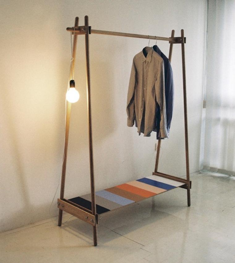Stand Alone Coat Closet